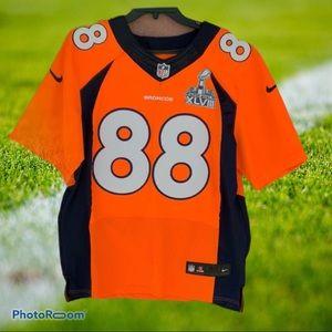 Nike Denver Broncos Thomas # 88 NFL Jersey